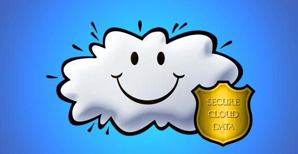 secure cloud data