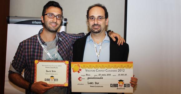 vincitori cloud seed