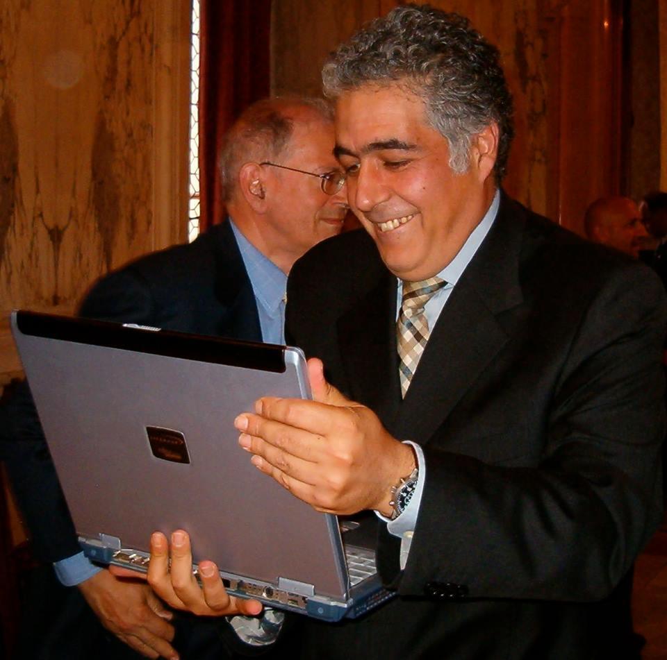 Gian Battista Frontera, vice presidente di Assoprovider