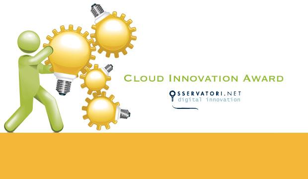 Cloud Innovation Award 2014