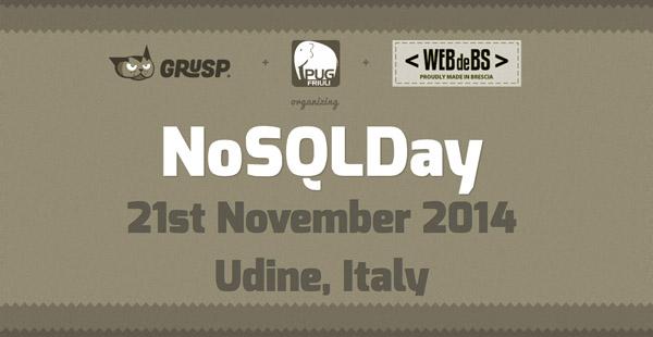 NoSQLDay