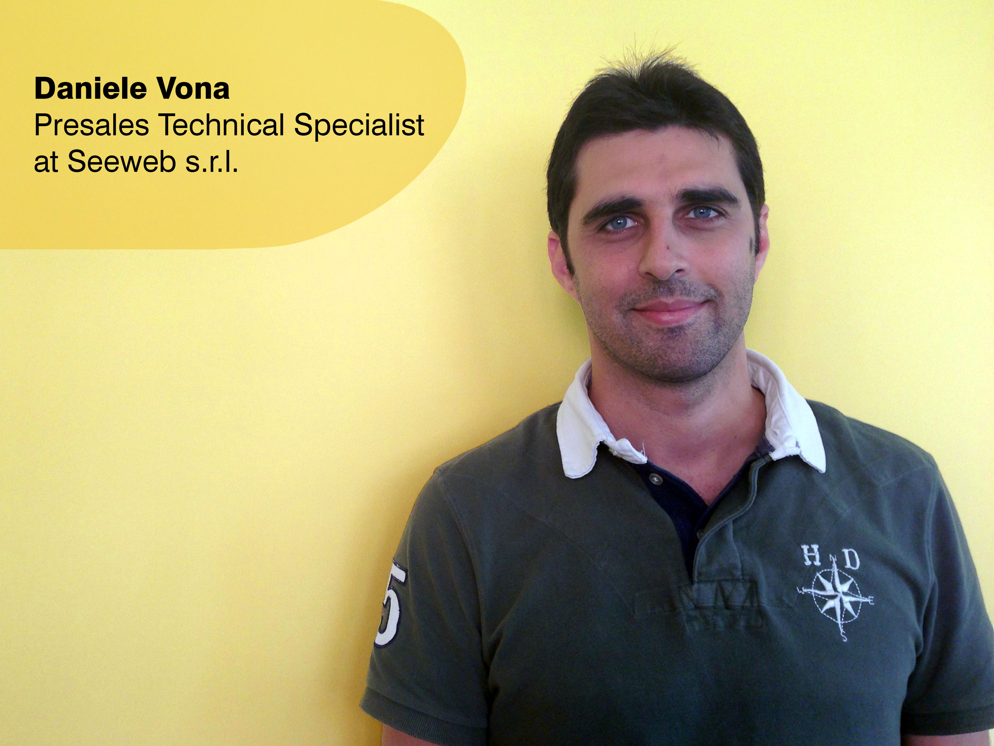 Intervista a Daniele Vona sull'appliance VPN