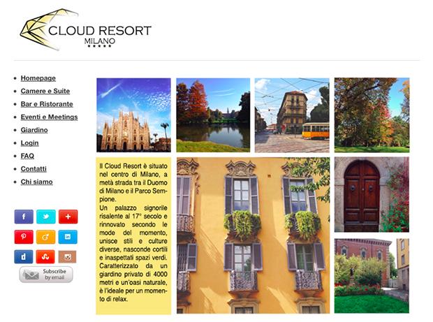 Cloud resort Hacking Contest Seeweb