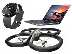 hacking contest pc drone smartwatch