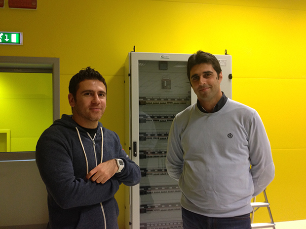 Marco e Daniele Data Center