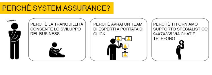 System Assurance Seeweb