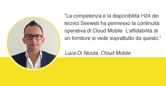 Intervista Cloud Mobile