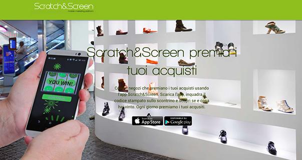 Scratch and Screen
