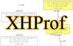 Velocizzare un sito web con XHProf