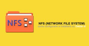 NFS Network Filesystem