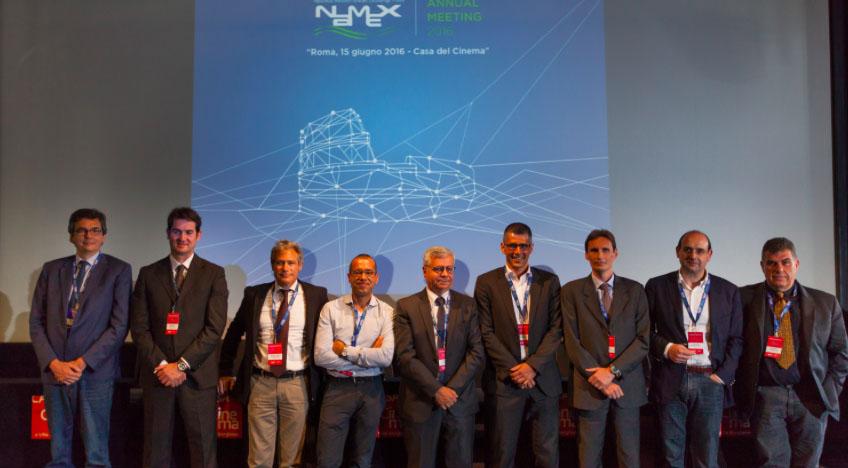 NaMeX Meeting 2016