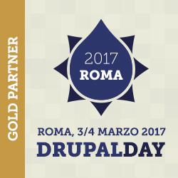 Seeweb Sponsor del DrupalDay 2017
