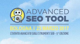 Advanced SEO tool Seeweb sponsor