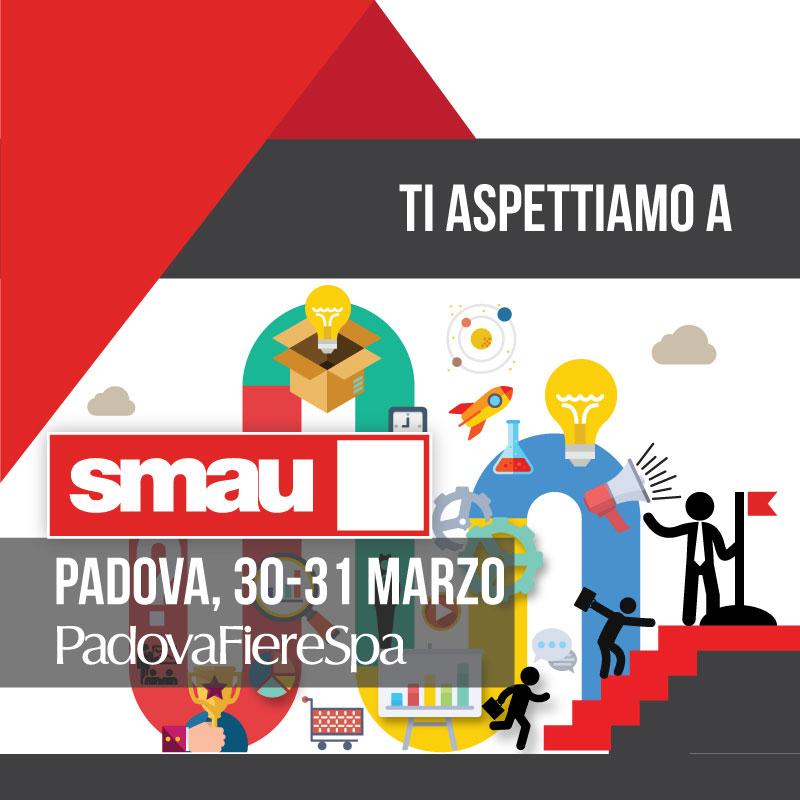 Seeweb Sponsor a SMAU Padova 2017