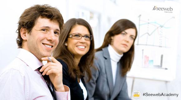 SeewebAcademy corso di persuasione e vendita 1 edizione Milano