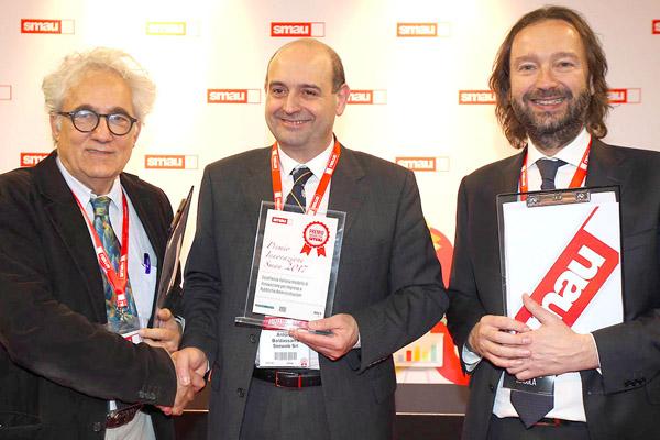 Seeweb Premio Innovazione Smau 2017