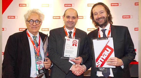 Premio Innovazione Smau 2017