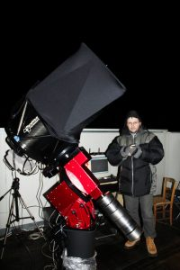 Gianluca Masi di The Virtual Telescope Project