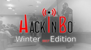 HackinBo 2017 winter edition