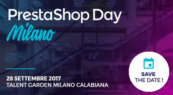PrestaShop Day 2017 Seeweb sponsor