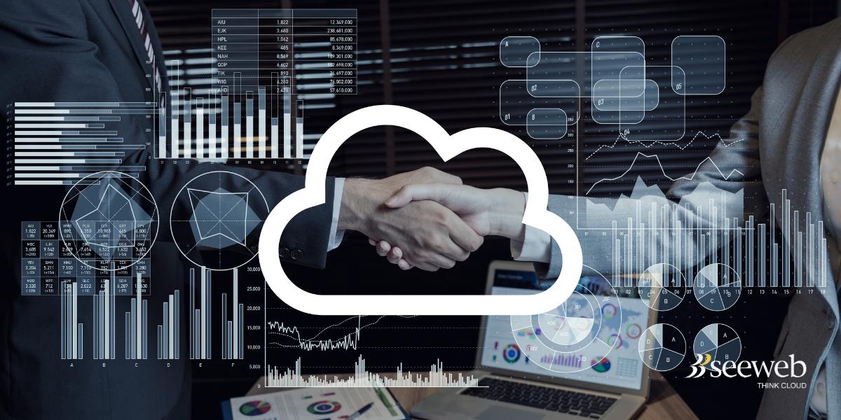 cloud, azienda