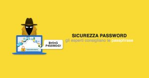 Sicurezza password