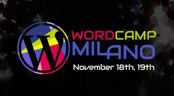 WordCamp Milano 2017