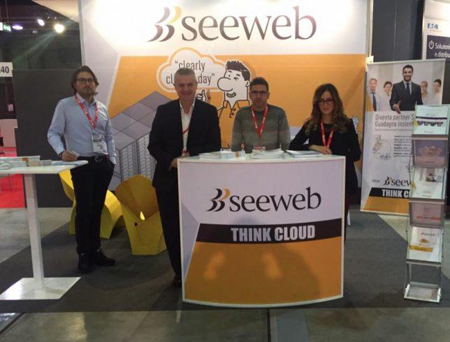 Smau ùMilano 2017: l'esperienza di Seeweb