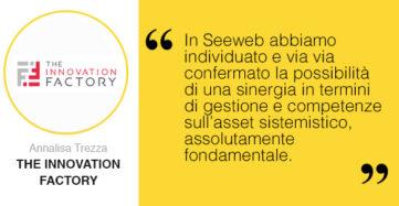 Intervista Annalista Trezza The Innovation Factory