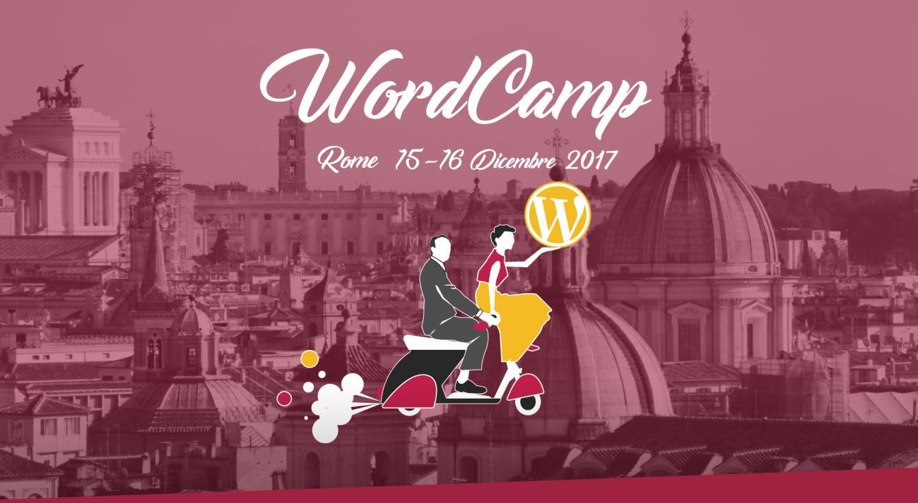 Wordcamp 2017 Roma