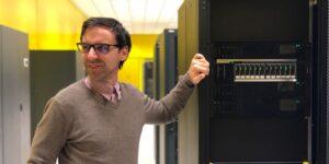 datacenter roma seeweb IBM flash system
