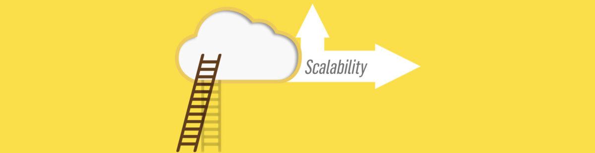 scalabilità orizzontale o verticale sul cloud, come fare upgrade in modo diverso a seconda delle esigenze
