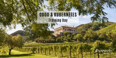 odoo kubernetes training day