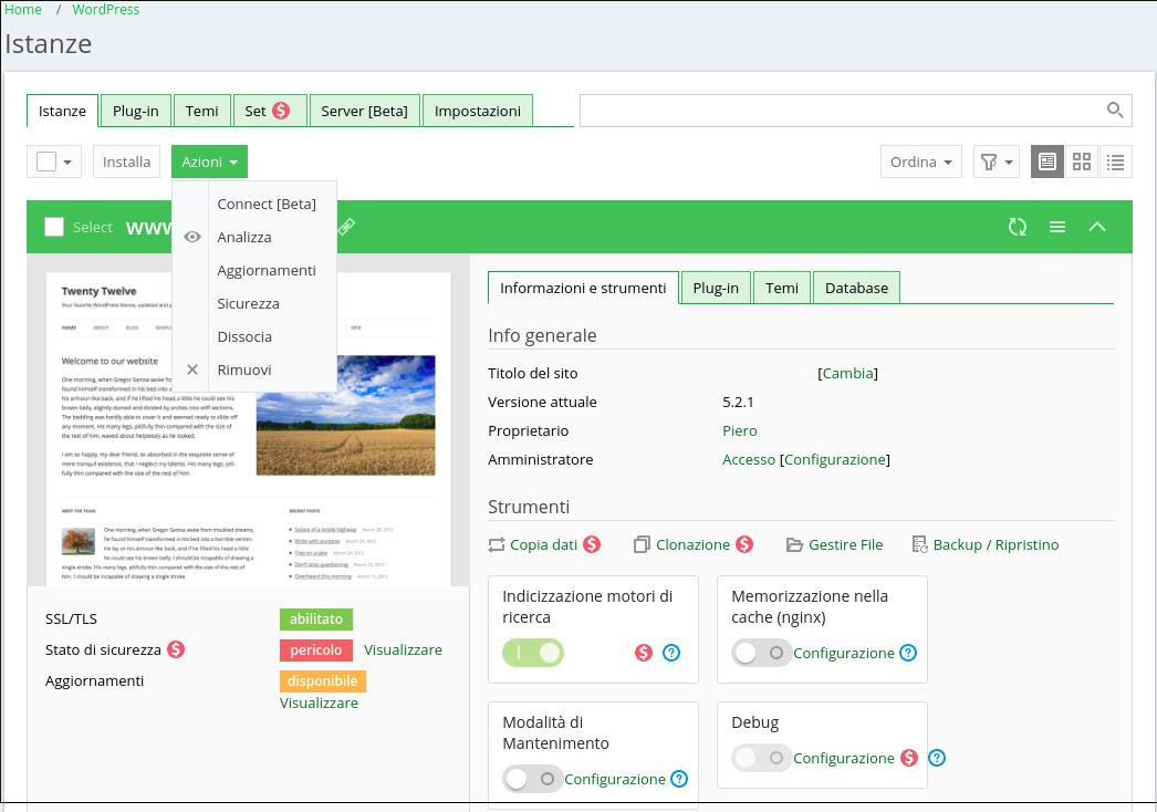 Wordpress Toolkit Image