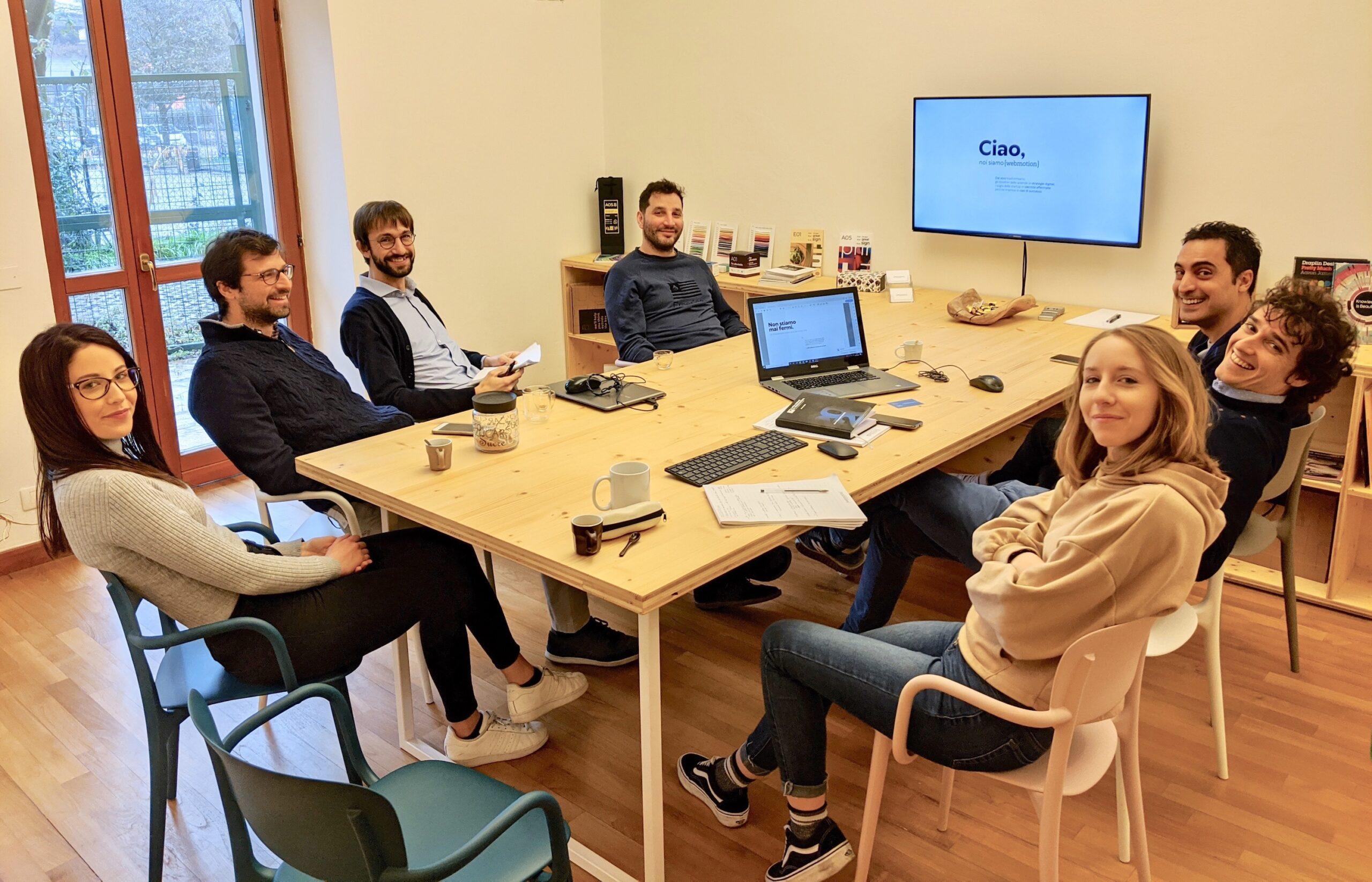 Il-team-veronese-di-webmotion-ideatore-adunmetro